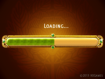 DragonScales Loading Bar Style
