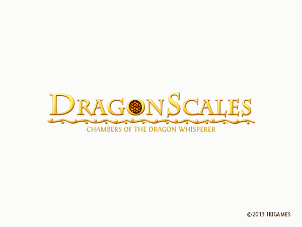 DragonScales Logo (White background)