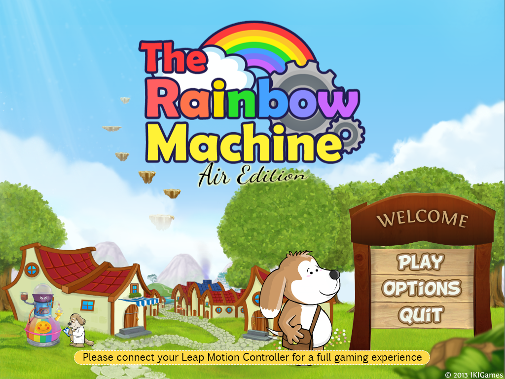 The Rainbow Machine Air Edition is finally out!