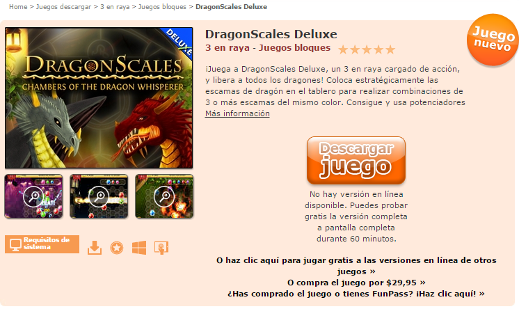 DragonScales Deluxe Multilanguage Localized